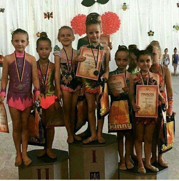Юные гимнастки показали свое мастерство , фото-2