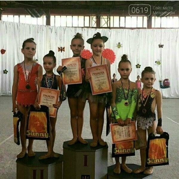 Юные гимнастки показали свое мастерство , фото-3