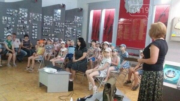 Дети узнали о жизни медсестер военной поры , фото-3