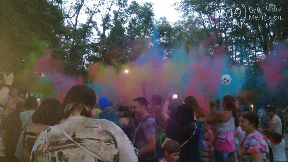 В городе прошел самый красочный фестиваль лета, фото-5