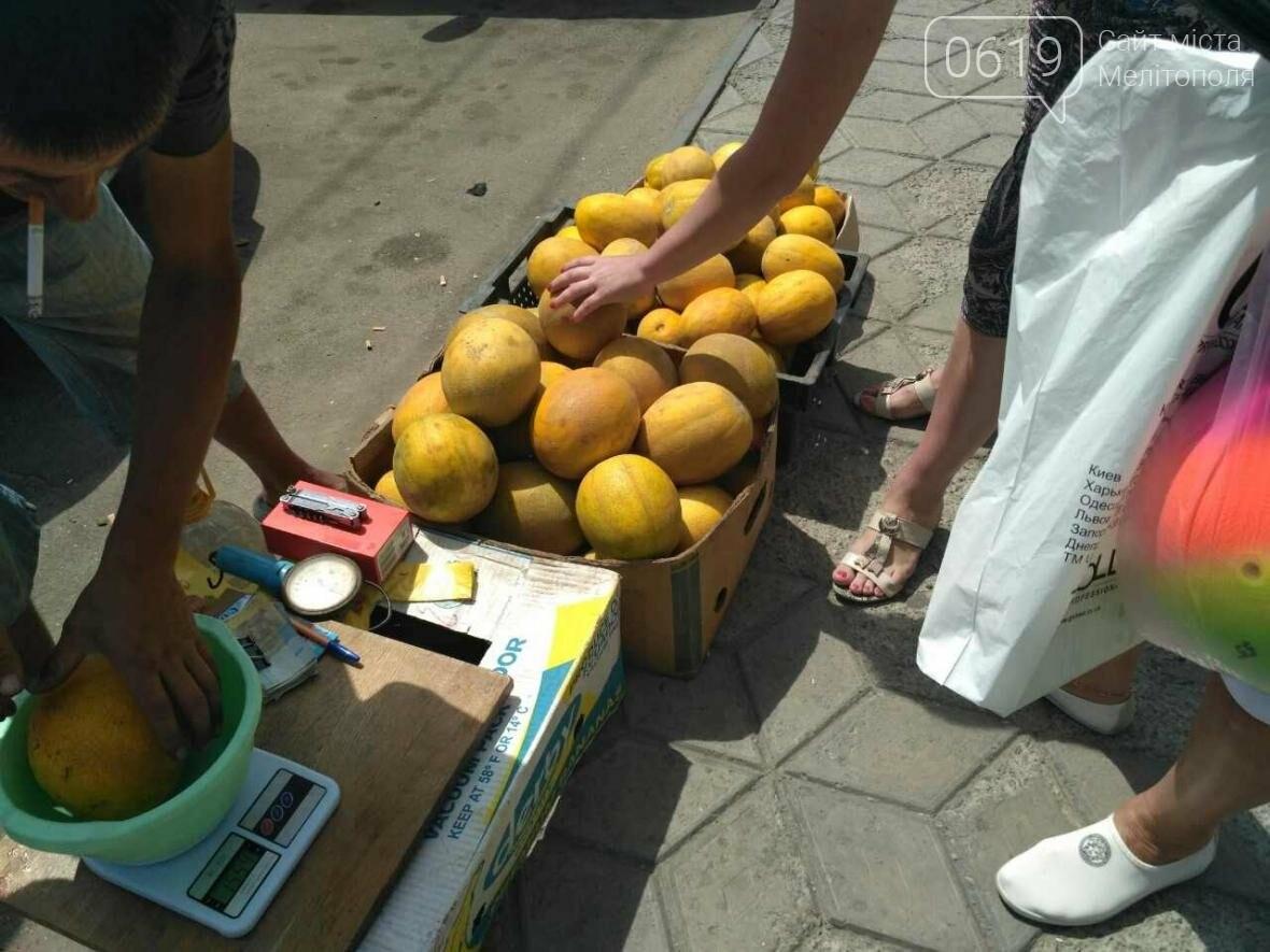 Цены на арбузы и дыни в городе рекордно снизились, фото-2, Фото сайта 0619