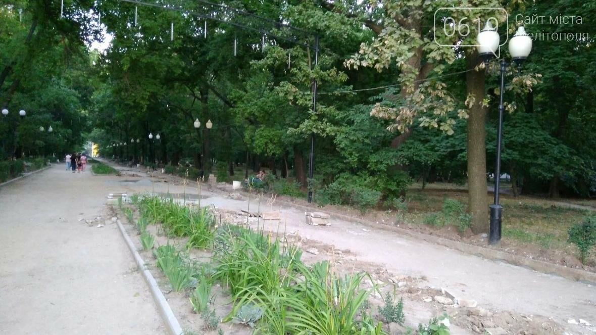 Городской парк преображается с каждым днем , фото-4, Фото сайта 0619
