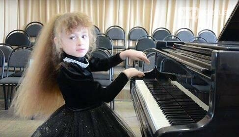 Юная жительница города поразила своим талантом в Париже, фото-3, Фото из открытых источников