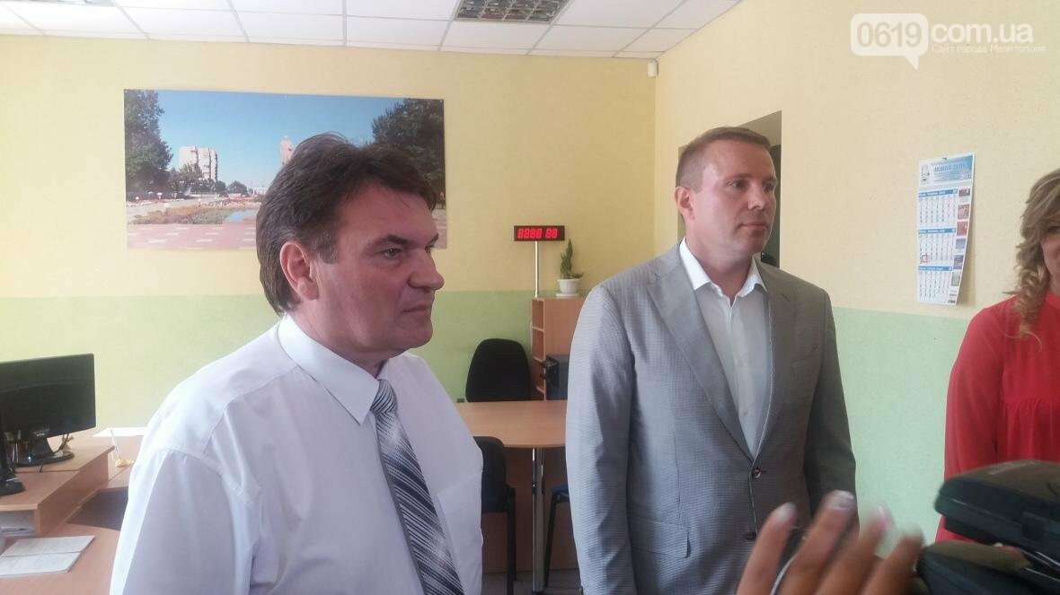 В Центре административных услуг будут выдавать биометрические паспорта, фото-2