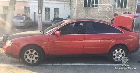 """Полиция задержала злоумышленника на """"Ауди"""" , фото-1"""