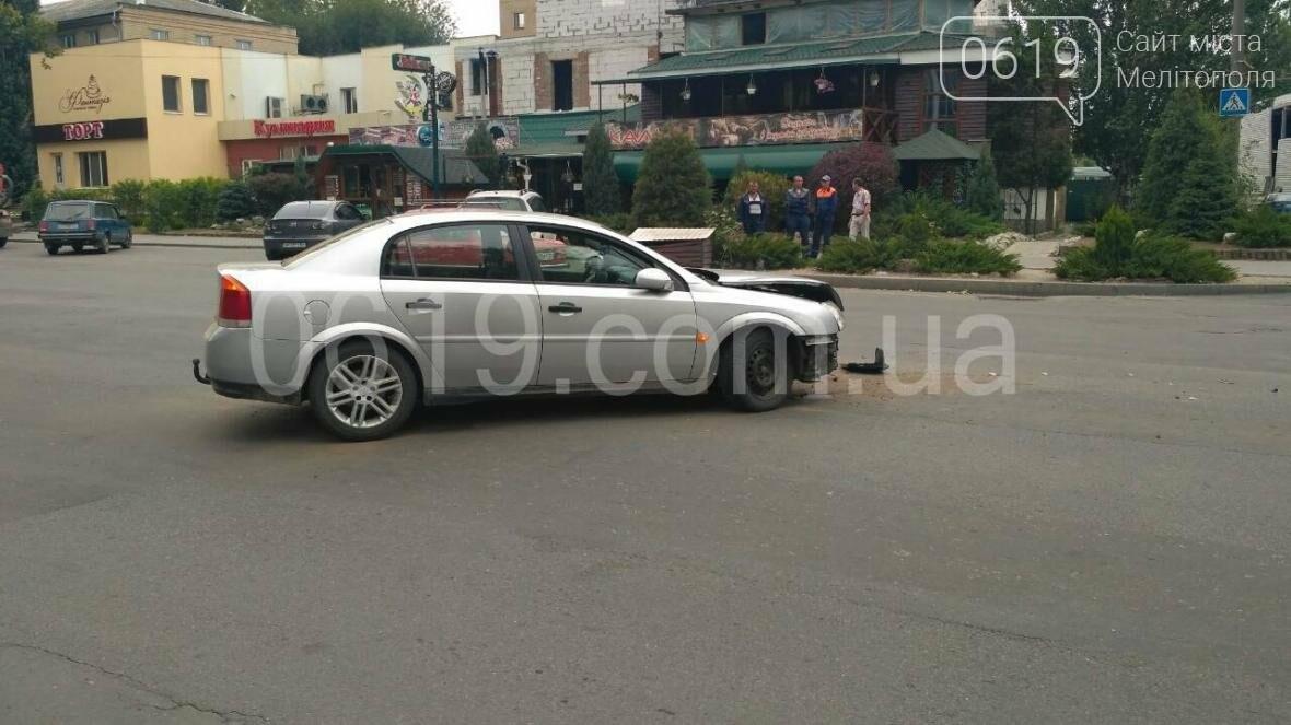 На проспекте произошло ДТП , фото-1, Фото сайта 0619