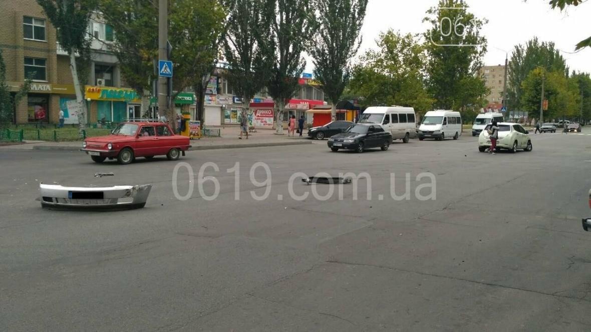 На проспекте произошло ДТП , фото-4, Фото сайта 0619
