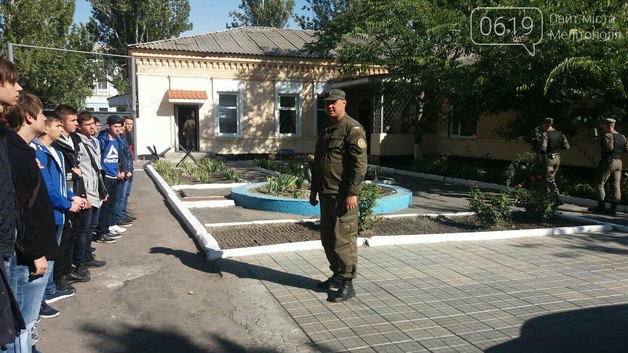 В воинской части состоялся День открытых дверей, фото-1