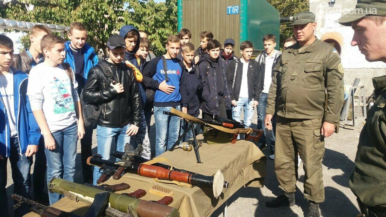 В воинской части состоялся День открытых дверей, фото-3