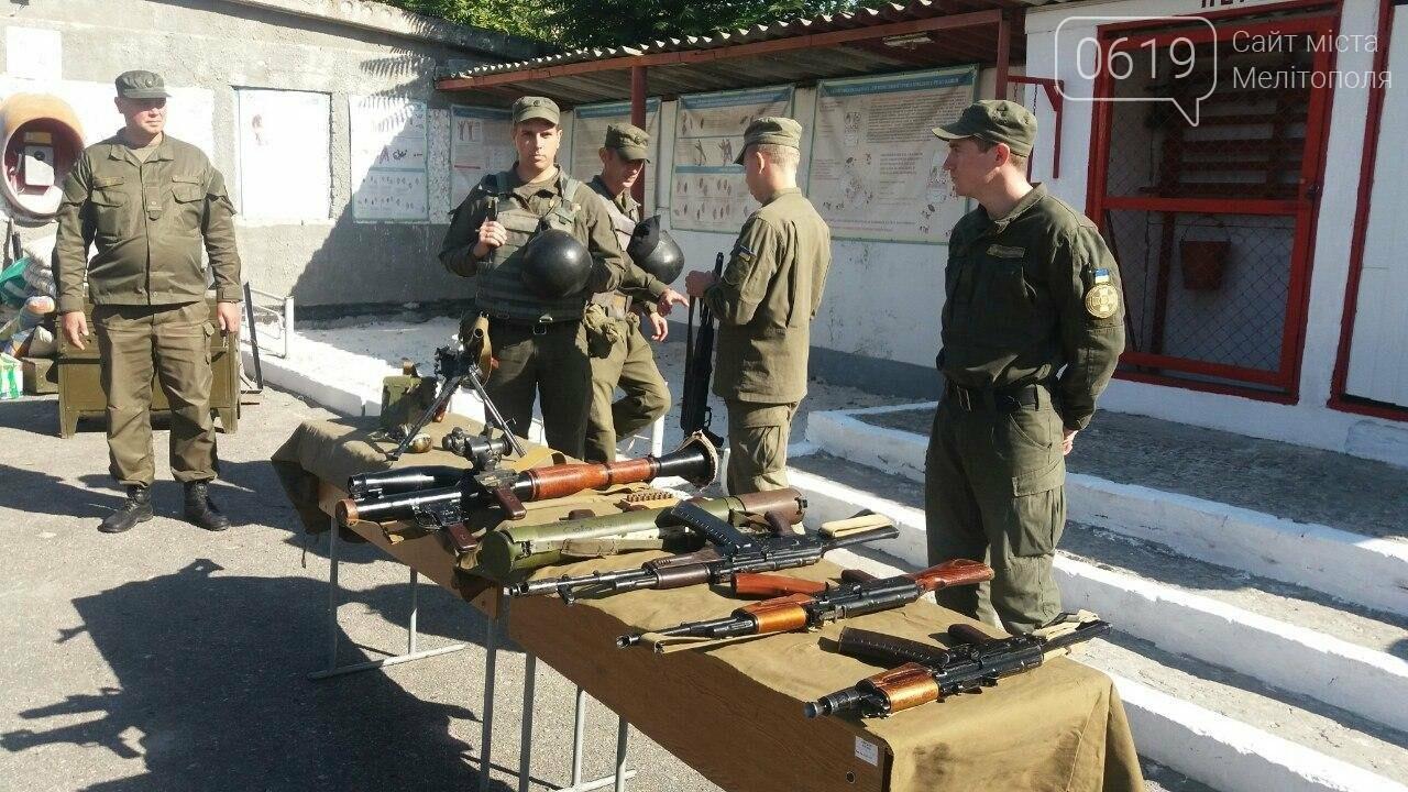 В воинской части состоялся День открытых дверей, фото-5