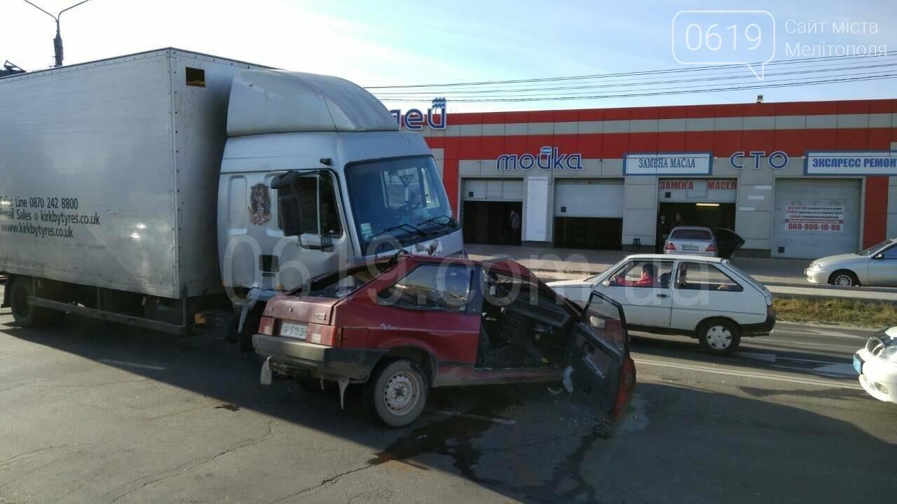 Водитель восьмерки чудом остался жив (фото), фото-3, Фото сайта 0619