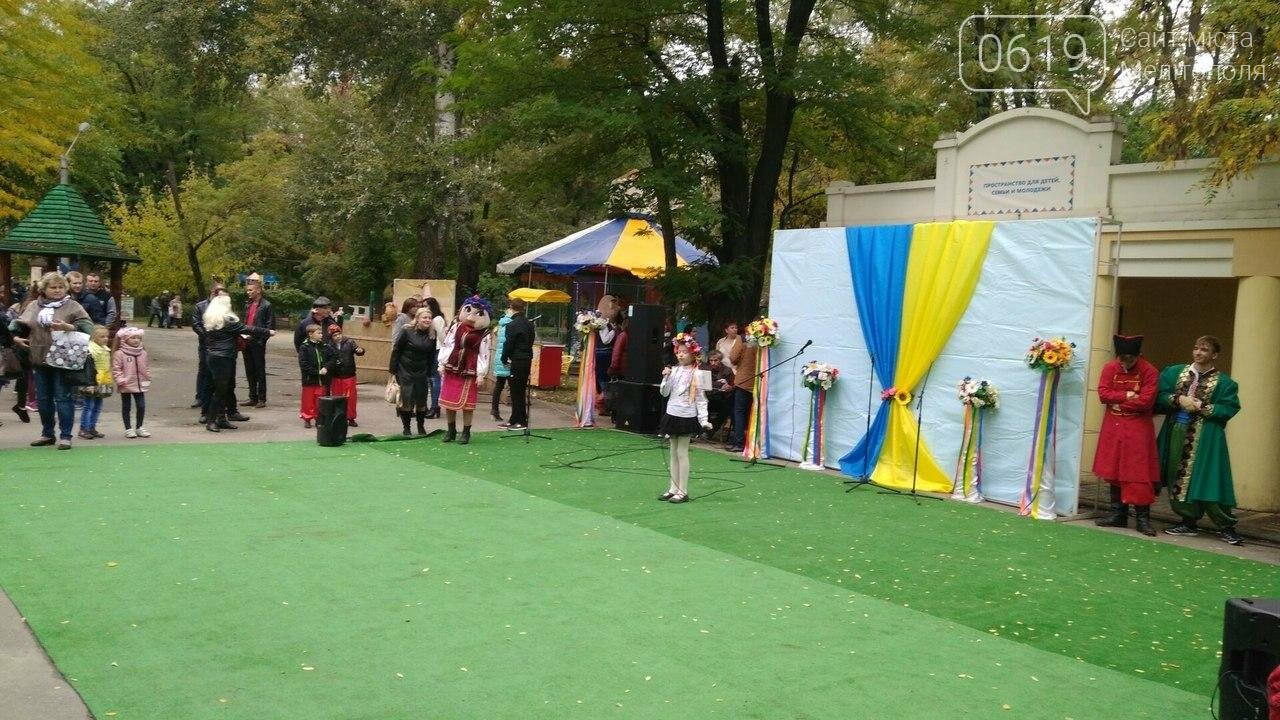 В Мелитополе отметили День защитника Украины. Фоторепортаж, фото-4