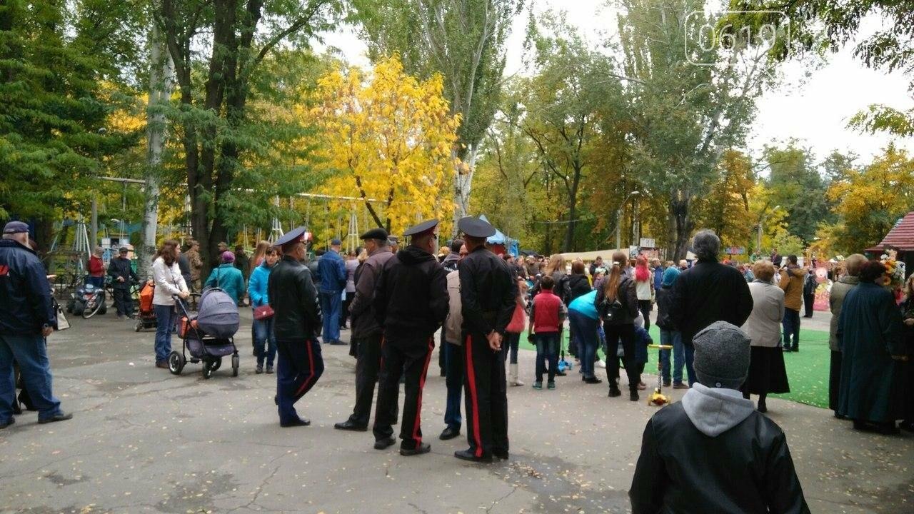 В Мелитополе отметили День защитника Украины. Фоторепортаж, фото-5