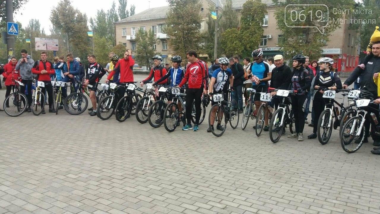 В Мелитополе состоялся чемпионат по шоссейно-кольцевой велогонке на выбывание. Фоторепортаж , фото-18