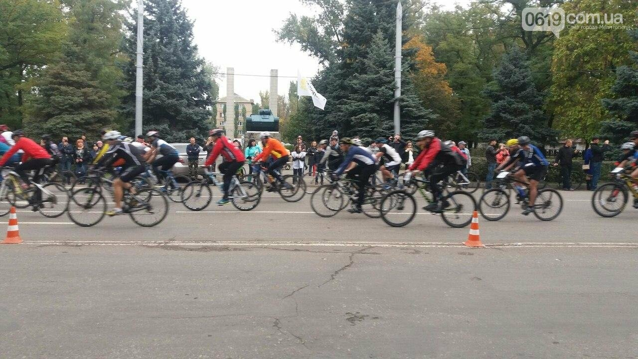 В Мелитополе состоялся чемпионат по шоссейно-кольцевой велогонке на выбывание. Фоторепортаж , фото-12