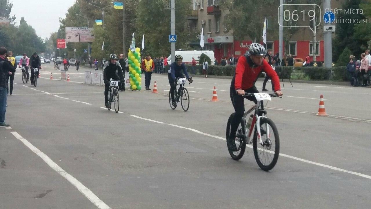 В Мелитополе состоялся чемпионат по шоссейно-кольцевой велогонке на выбывание. Фоторепортаж , фото-16