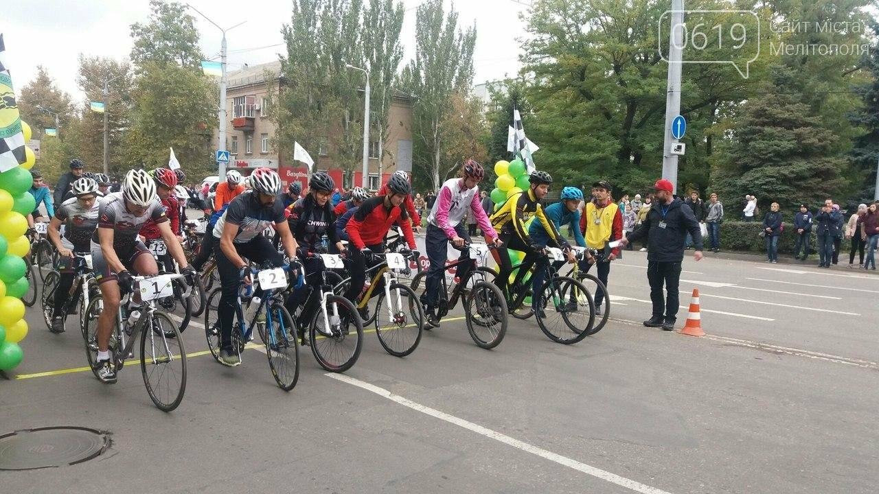 В Мелитополе состоялся чемпионат по шоссейно-кольцевой велогонке на выбывание. Фоторепортаж , фото-8