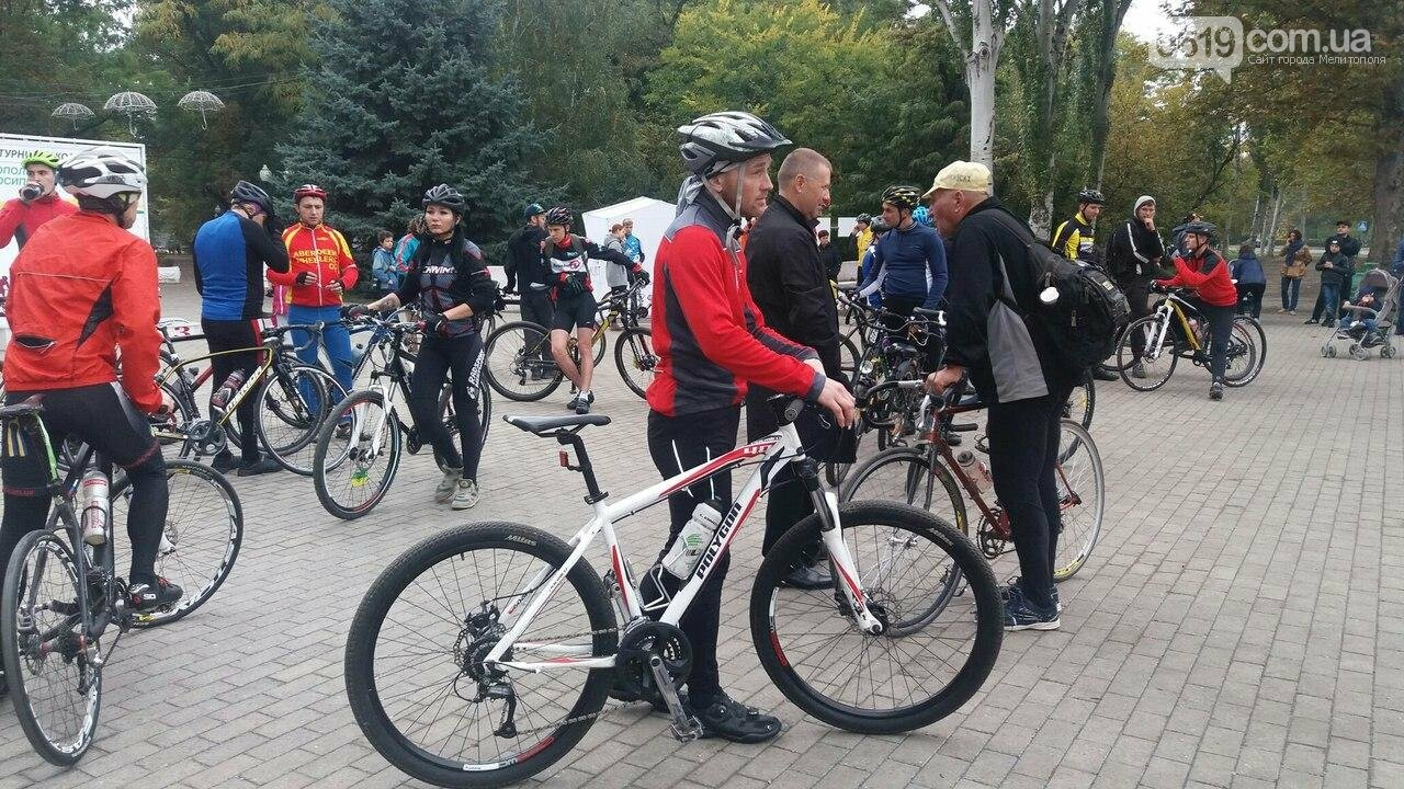 В Мелитополе состоялся чемпионат по шоссейно-кольцевой велогонке на выбывание. Фоторепортаж , фото-1