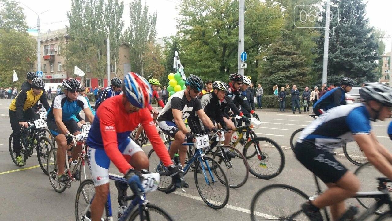 В Мелитополе состоялся чемпионат по шоссейно-кольцевой велогонке на выбывание. Фоторепортаж , фото-20