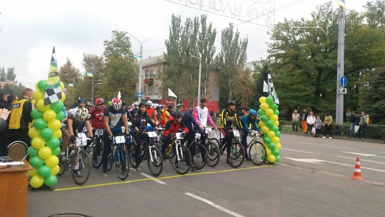 В Мелитополе состоялся чемпионат по шоссейно-кольцевой велогонке на выбывание. Фоторепортаж , фото-14