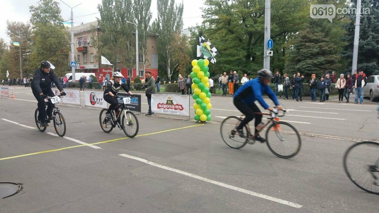 В Мелитополе состоялся чемпионат по шоссейно-кольцевой велогонке на выбывание. Фоторепортаж , фото-7