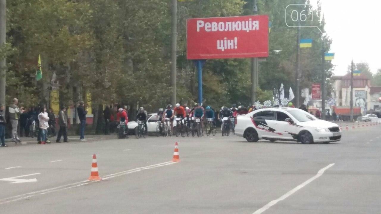 В Мелитополе состоялся чемпионат по шоссейно-кольцевой велогонке на выбывание. Фоторепортаж , фото-13