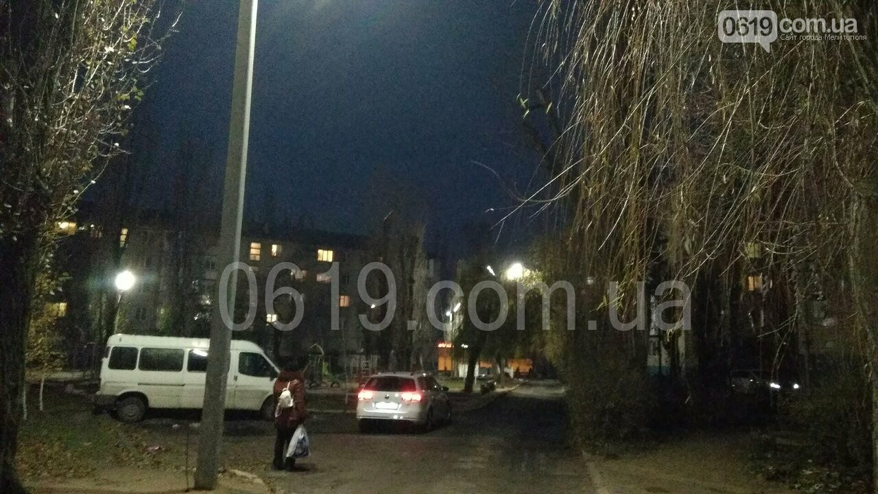 Во дворе установили новое освещение, фото-2