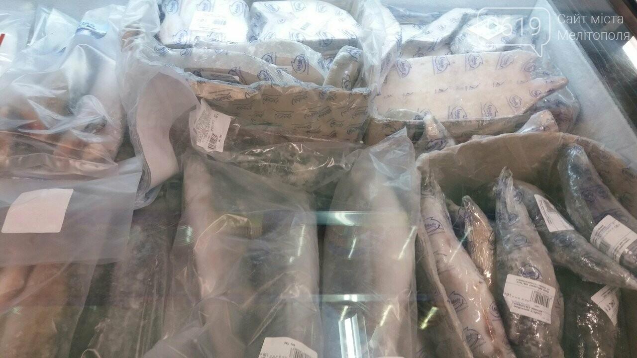 Как изменилась стоимость мороженой рыбы в Мелитополе , фото-3