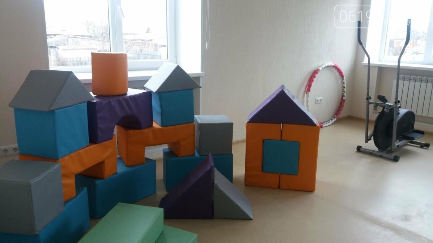 В Мелитополе открылся современный Инклюзивно-ресурсный центр, фото-13