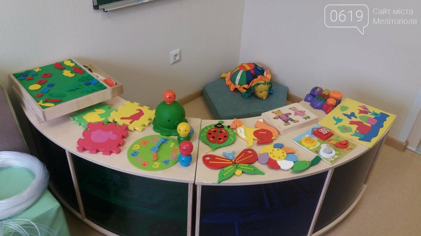 В Мелитополе открылся современный Инклюзивно-ресурсный центр, фото-22