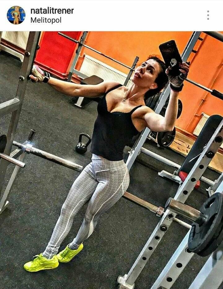 Инста-Мелитополь: самые популярные девушки-тренеры, фото-7