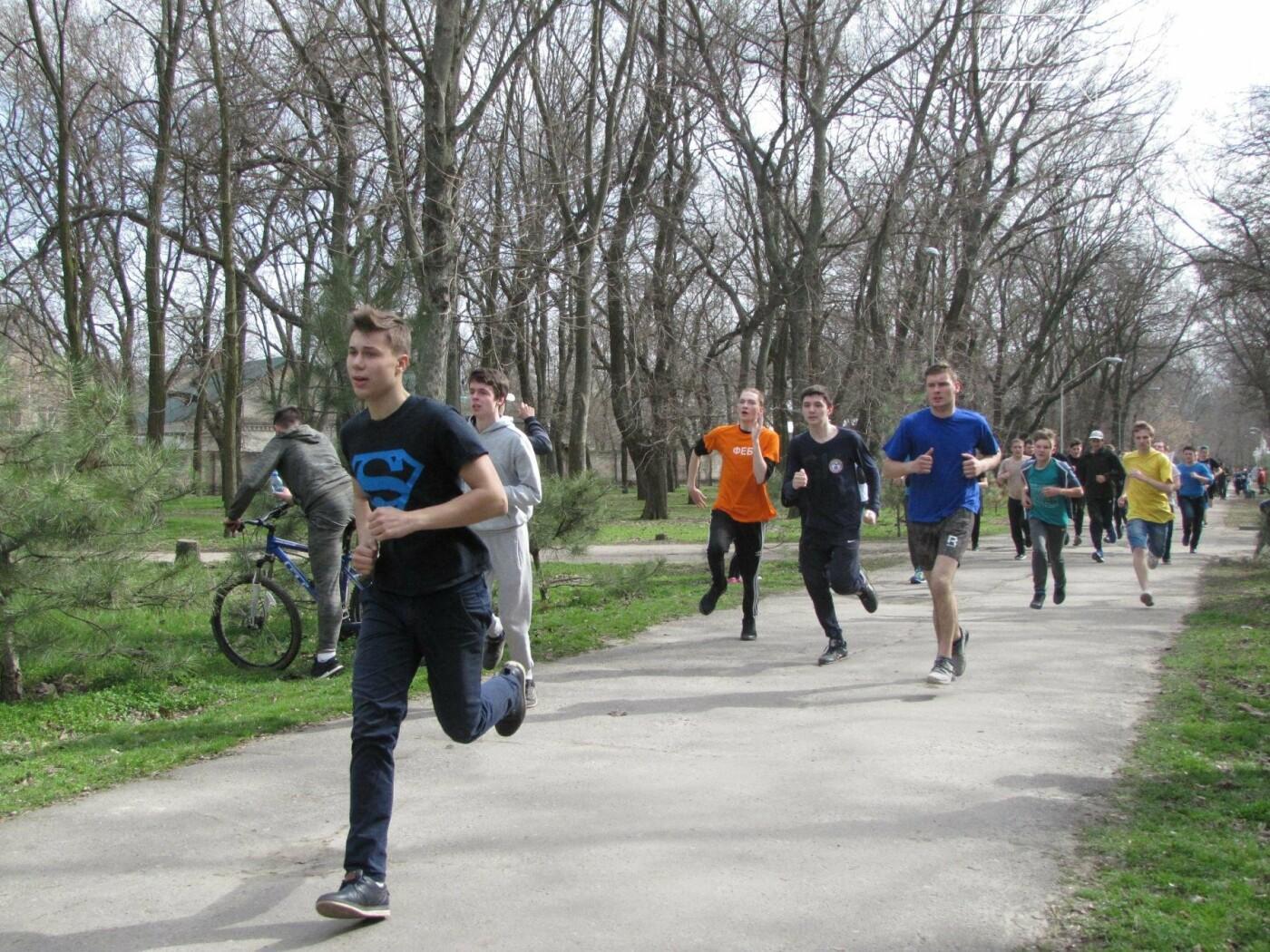 Мелитопольцы собрали деньги для больных детей на благотворительном пробеге, фото-18