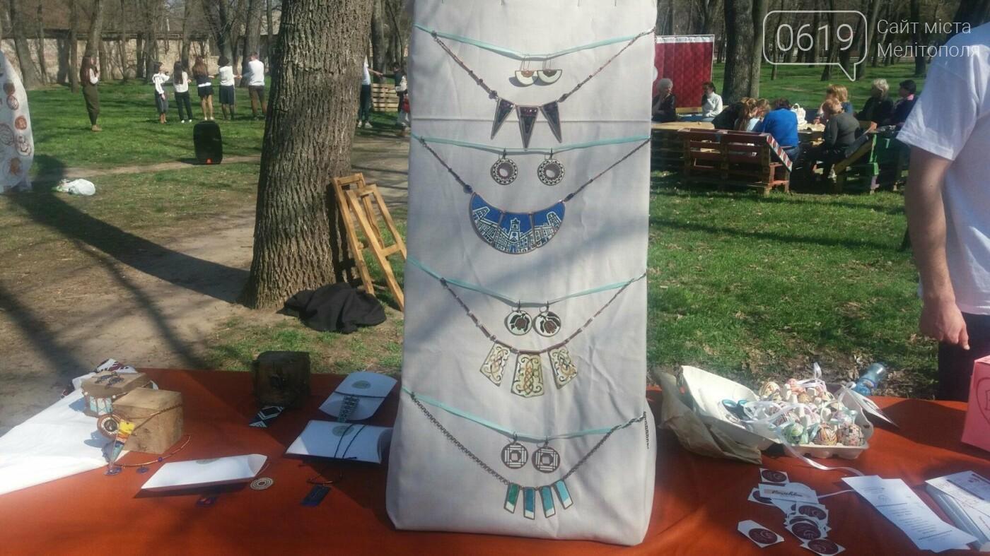 Празднование Пасхи в мелитопольском парке: народные забавы и ярмарка, - ФОТО , фото-4, Фото сайта 0619