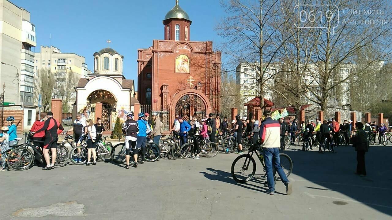 День здоровья мелитопольцы отметили масштабным велопробегом, фото-2
