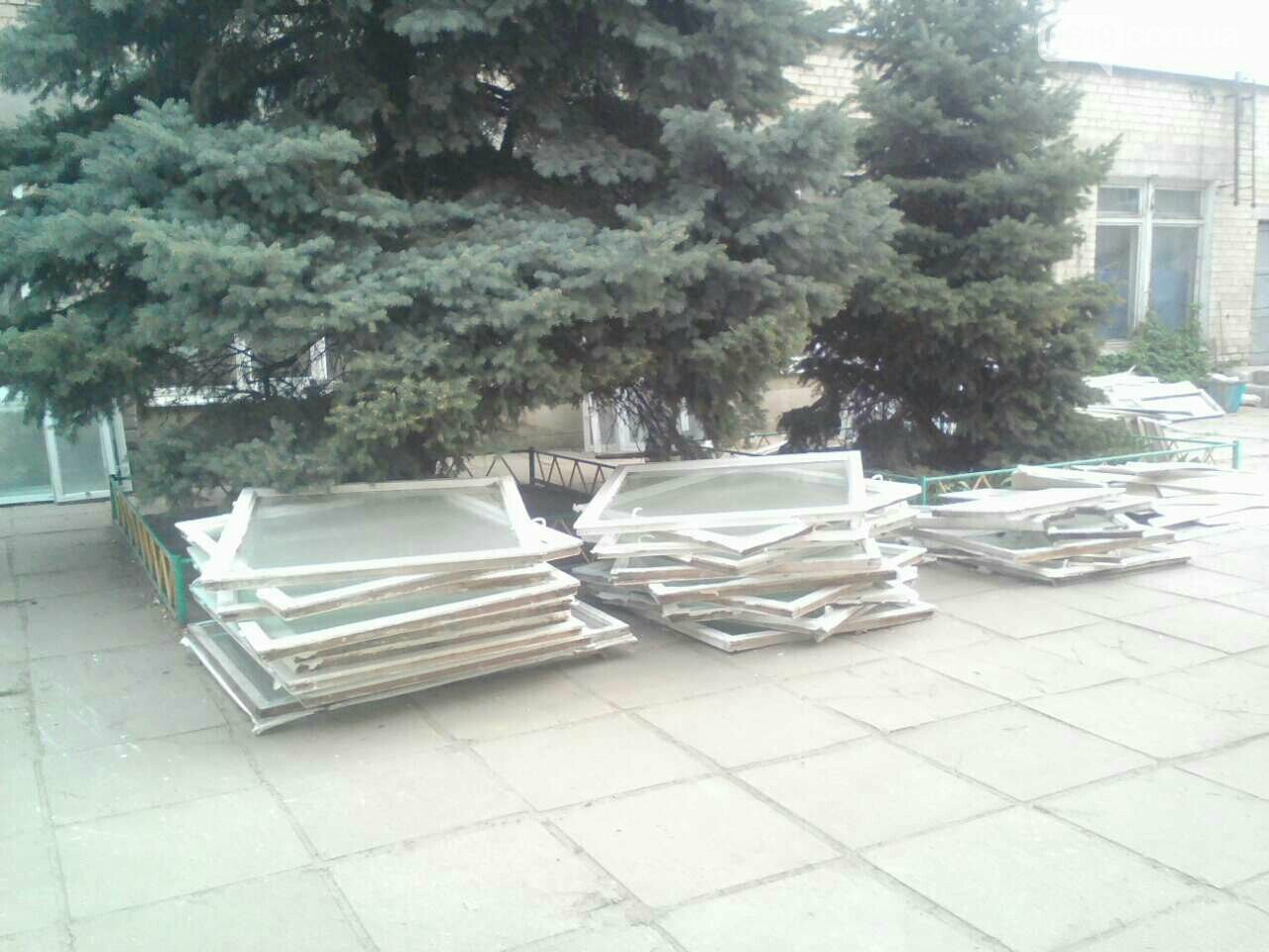 В мелитопольских школах меняют окна, фото-3
