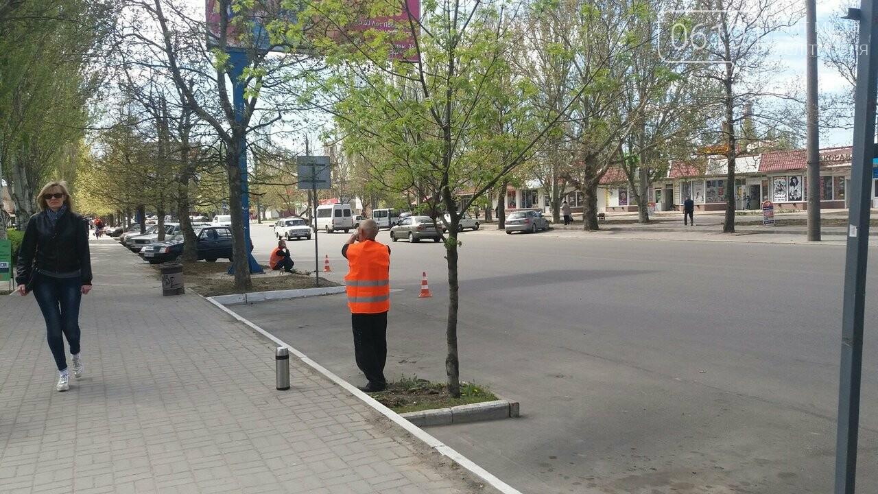 Улицы Мелитополя приводят в прядок, фото-2