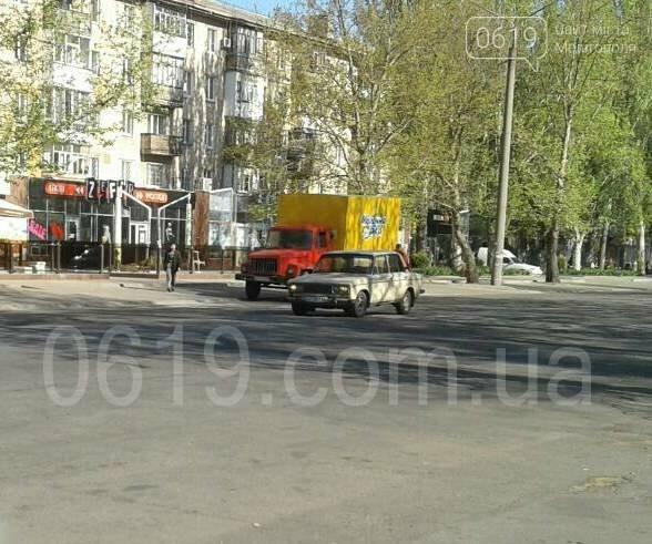 В Мелитополе на пешеходном переходе сбили женщину, - ФОТО, фото-1