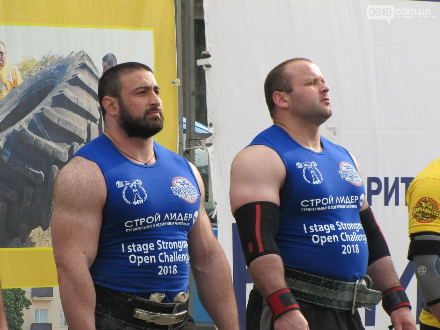 Три победы за неделю: мелитопольский богатырь выиграл второй этап международного чемпионата, фото-4