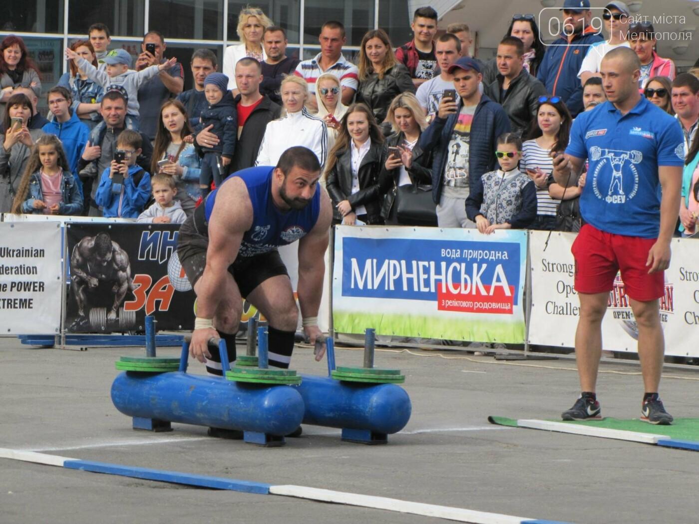 Три победы за неделю: мелитопольский богатырь выиграл второй этап международного чемпионата, фото-30