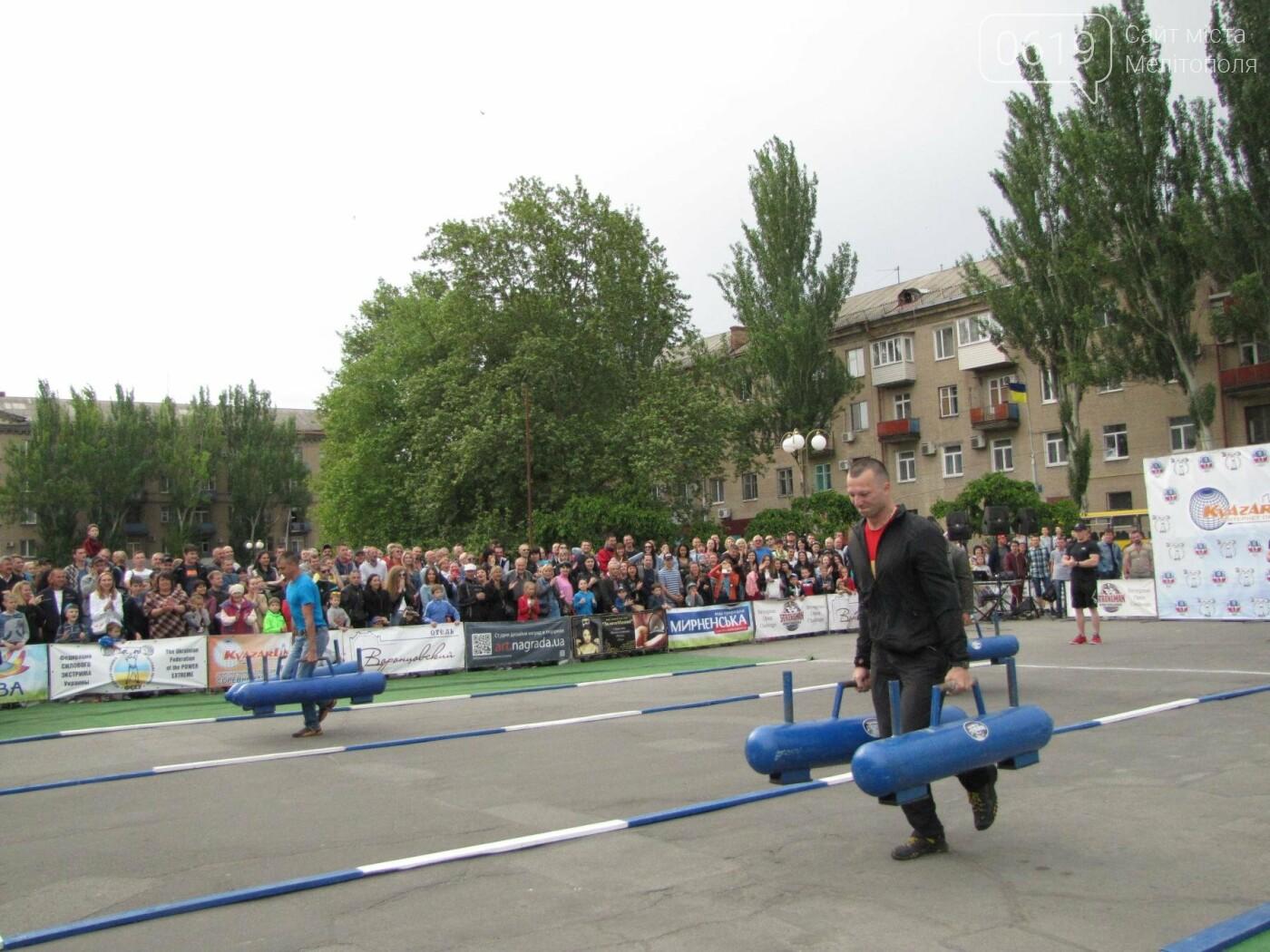 Три победы за неделю: мелитопольский богатырь выиграл второй этап международного чемпионата, фото-52