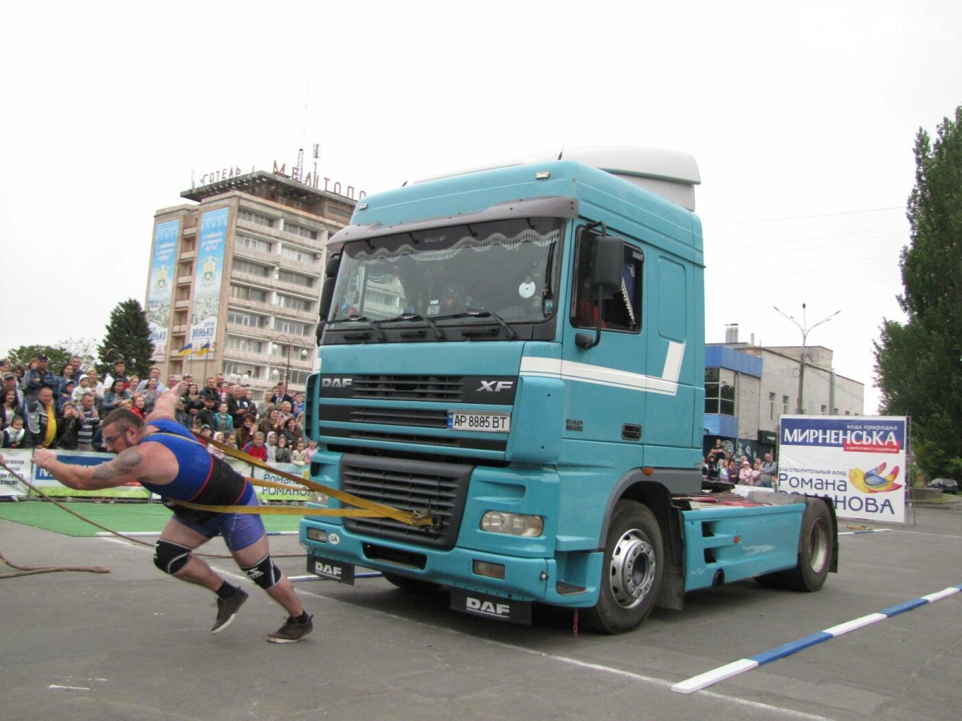 Три победы за неделю: мелитопольский богатырь выиграл второй этап международного чемпионата, фото-7
