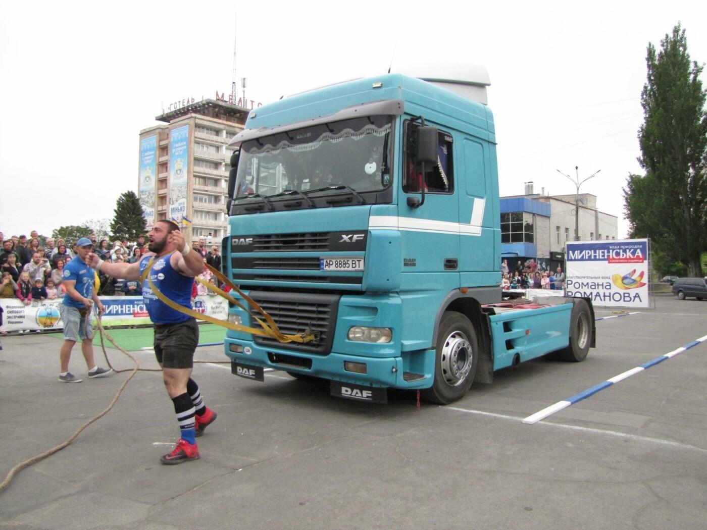 Три победы за неделю: мелитопольский богатырь выиграл второй этап международного чемпионата, фото-8