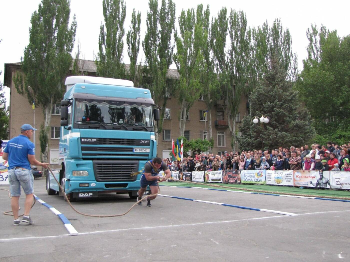 Три победы за неделю: мелитопольский богатырь выиграл второй этап международного чемпионата, фото-27