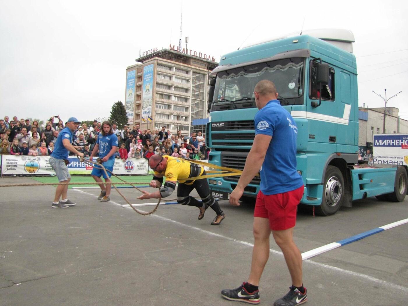 Три победы за неделю: мелитопольский богатырь выиграл второй этап международного чемпионата, фото-9
