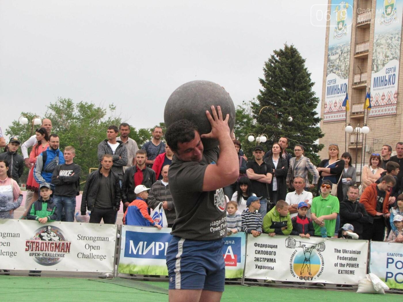 Три победы за неделю: мелитопольский богатырь выиграл второй этап международного чемпионата, фото-19