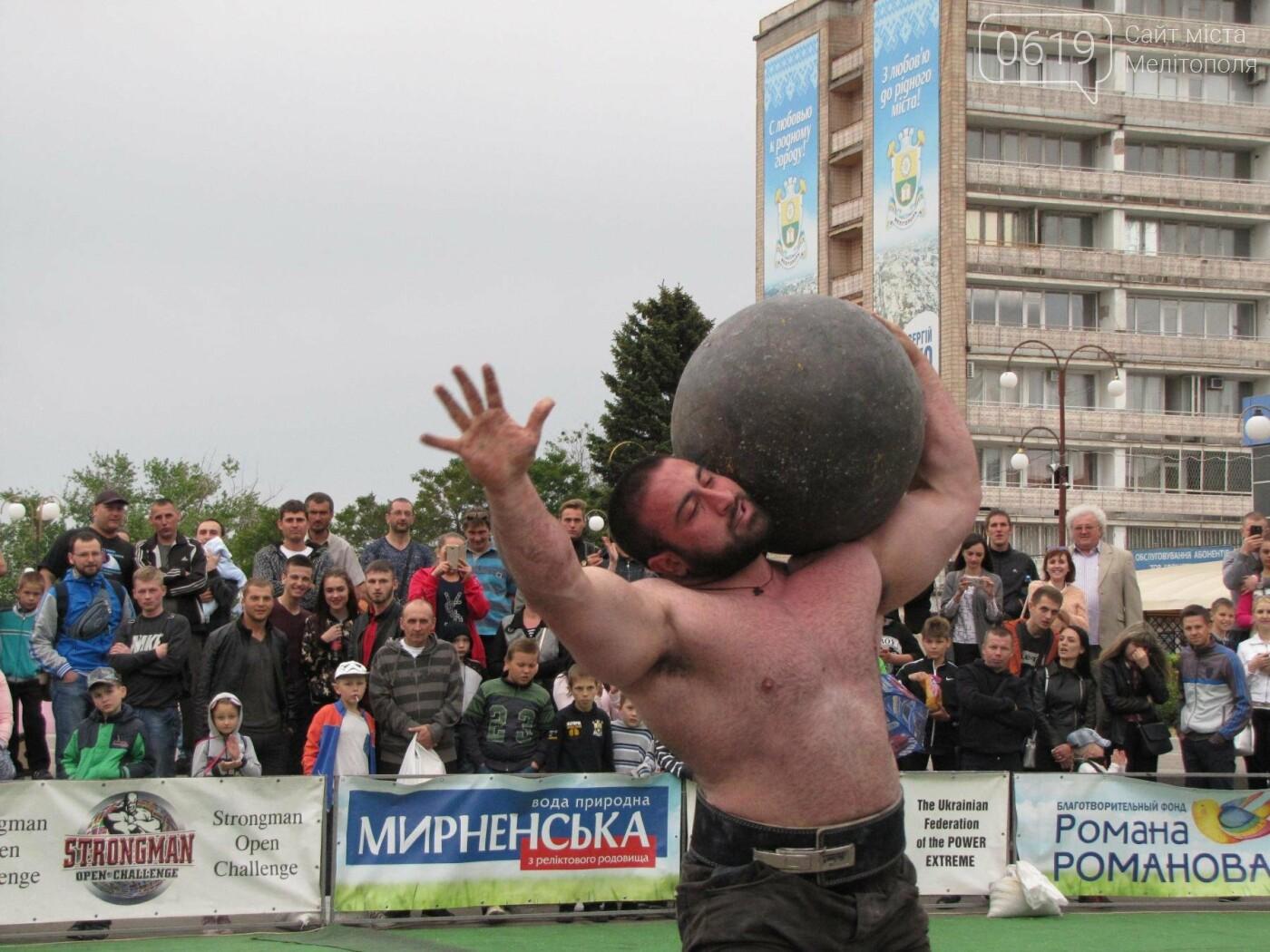 Три победы за неделю: мелитопольский богатырь выиграл второй этап международного чемпионата, фото-17