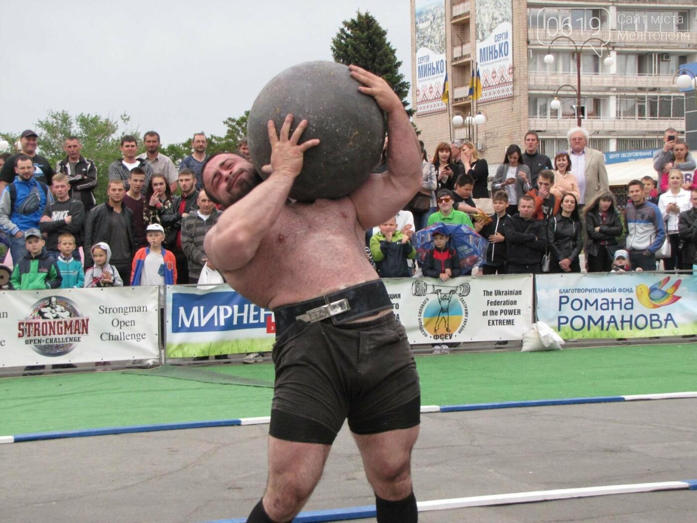 Три победы за неделю: мелитопольский богатырь выиграл второй этап международного чемпионата, фото-26