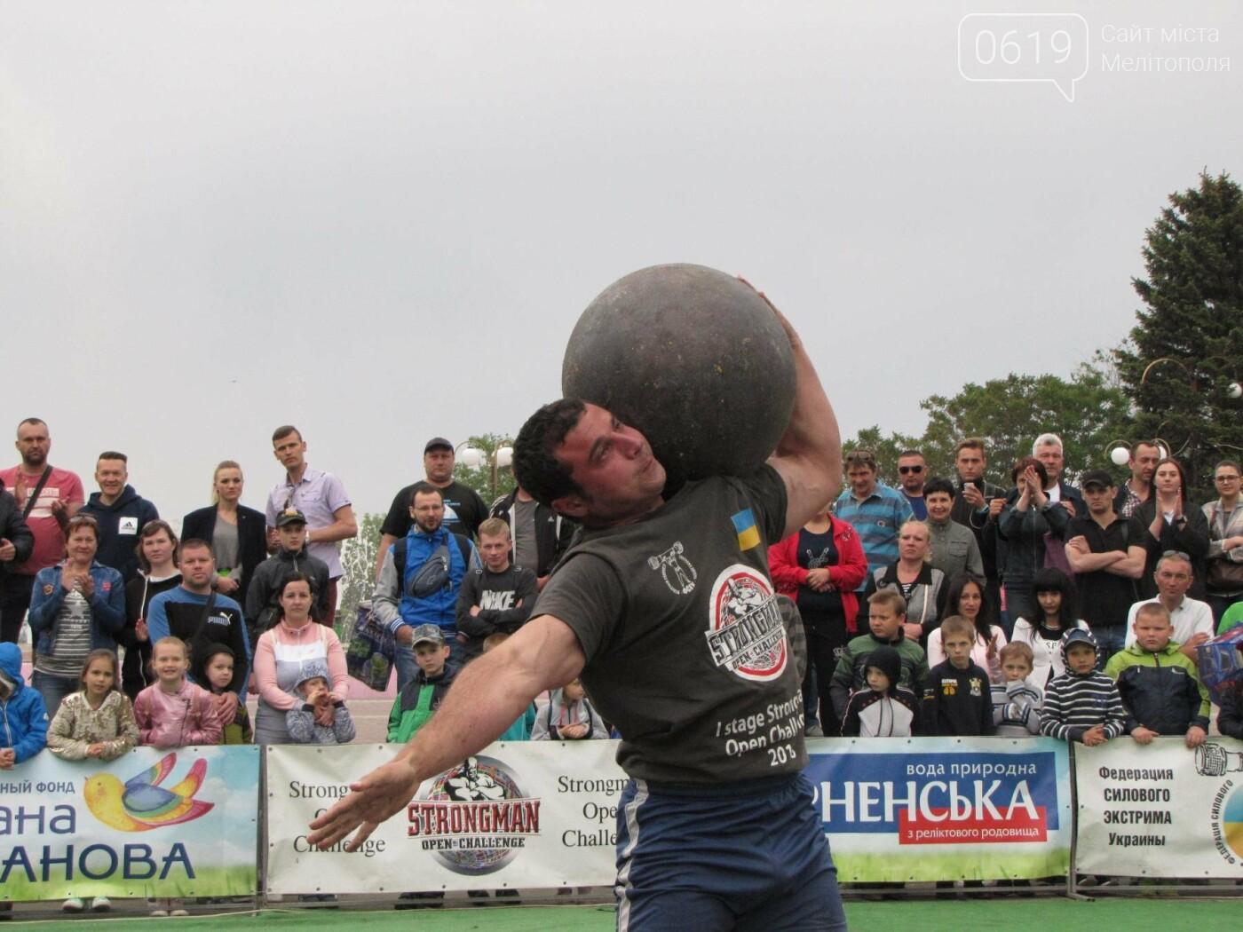 Три победы за неделю: мелитопольский богатырь выиграл второй этап международного чемпионата, фото-15