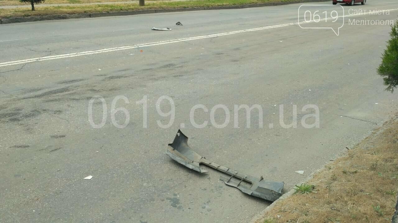 В Мелитополе произошло серьезное ДТП, - ФОТО, фото-5