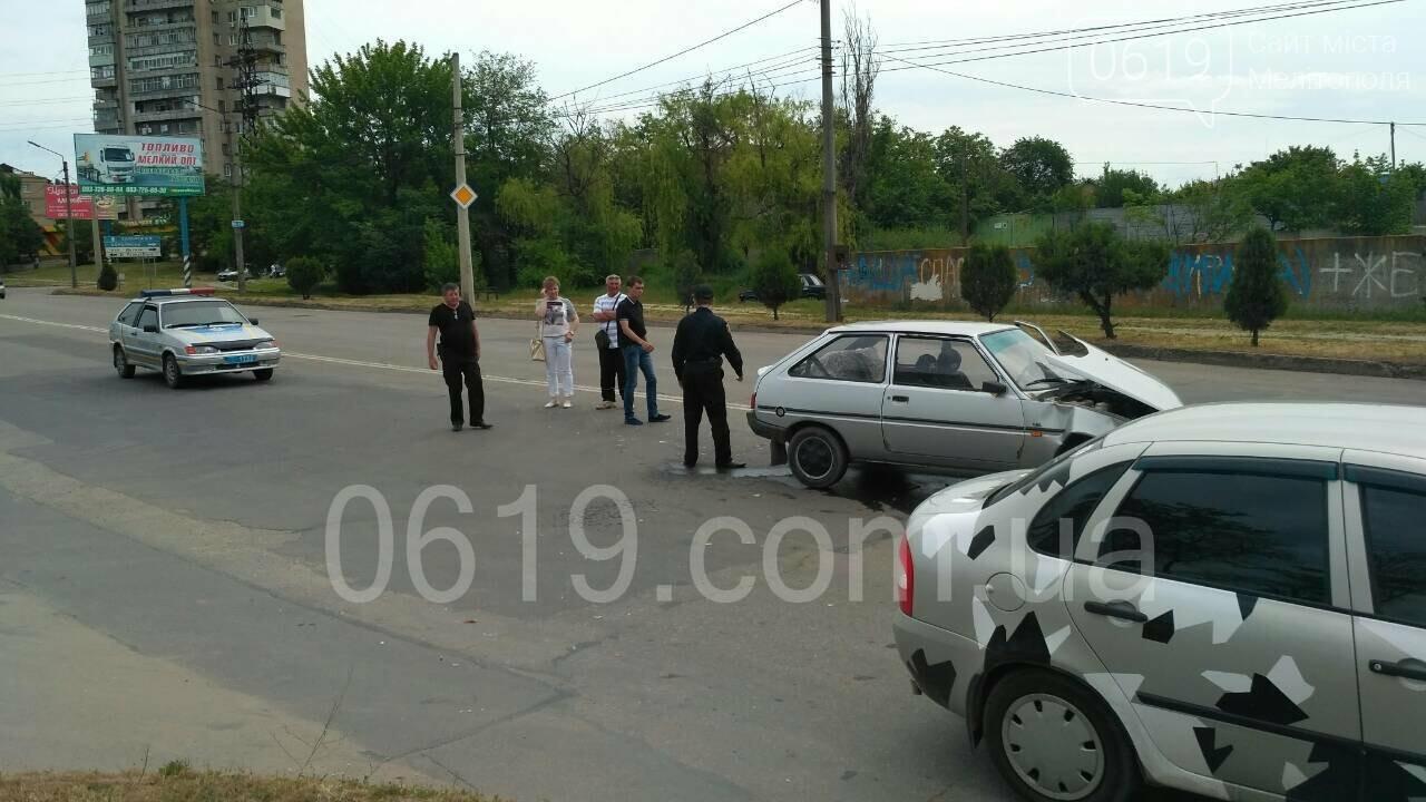 В Мелитополе произошло серьезное ДТП, - ФОТО, фото-2